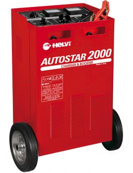 Helvi AUTOSTAR 2000 štartovací vozík