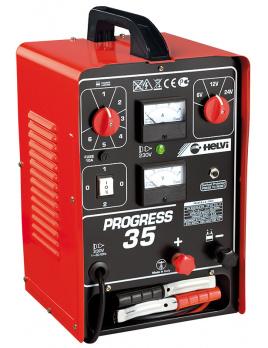 Helvi PROGRESS 35 nabíjačka autobatérií