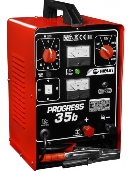 Helvi PROGRESS 35b nabíjačka autobatérií