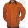 Zváračský kabát - limec