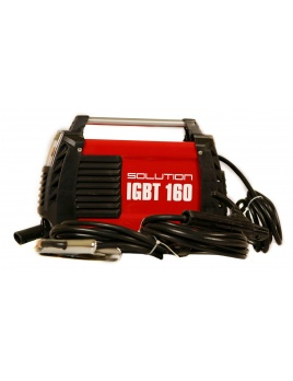 SOLUTION IGBT 160 zvárací invertor s príslušenstvom