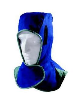 Kapucňa WELDAS modrá