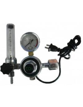 Redukčný ventil CO2 s ohrevom 36V