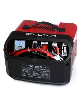 Solution BC-50S nabíjačka autobatérií