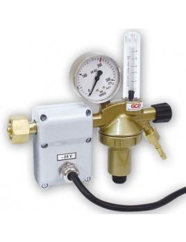 GCE Redukčný ventil CO2 s ohrevom 24V