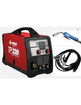 Helvi TP 220 pulse multifunkčný zvárací invertor